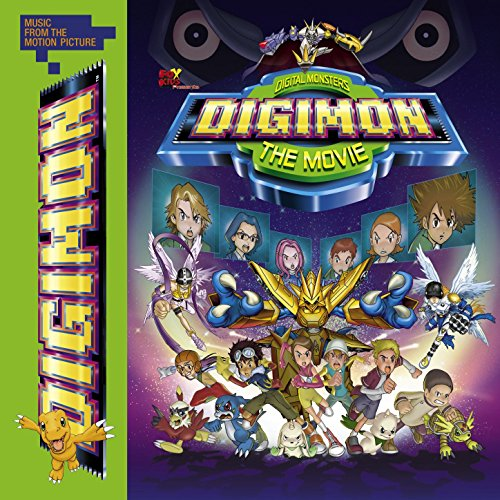 CD-Cover: LEN - Digimon [SOUNDTRACK]