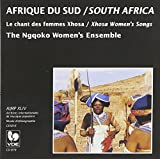 Capa de South Africa Xhosa Women's Songs
