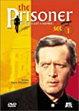 The Prisoner - Set 1: Arrival/ Free for All/ Dance of the Dead - movie DVD cover picture