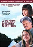 A Soldier's Daughter Never Cries - movie DVD cover picture