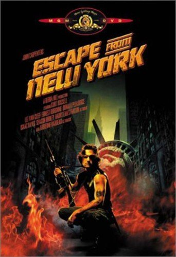 Escape from New York / Побег из Нью-Йорка (1981)
