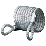 Master Lock Coiled Cable 6'
