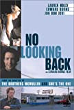No Looking Back - movie DVD cover picture