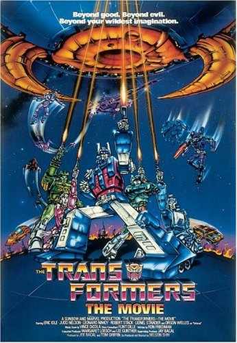 The Transformers - The Movie / Трансформеры (1986)