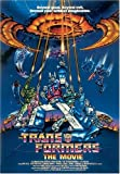 The Transformers - The Movie - movie DVD cover picture
