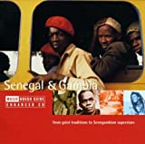 Pochette de l'album pour The Rough Guide to the Music of Senegal and Gambia