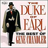 Capa de The Best of Gene Chandler: The Duke of Earl