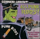 Capa do álbum Gearhead & Lookout Presents All Punk Rods