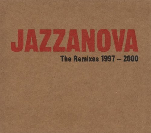 Album cover for The Remixes 1997-2000 (Cd1)