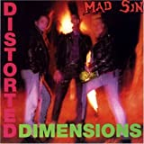 Pochette de l'album pour Distorted Dimensions