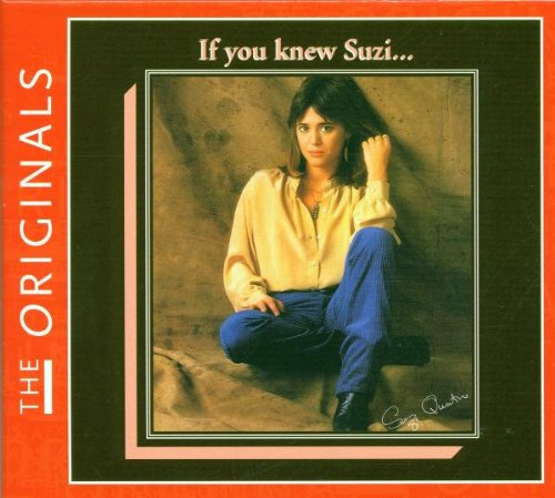 If You Knew Suzi (Originals)