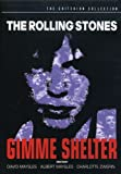 The Rolling Stones - Gimme Shelter - Criterion Collection - movie DVD cover picture