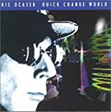 Pochette de l'album pour Quick Change World