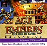 Age of Empires: Rise of Rome Expansion Pack (Jewel Case)