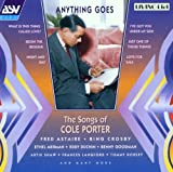 Album cover for Anything Goes: The Songs of Cole Porter