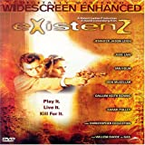 Existenz [IMPORT] - movie DVD cover picture