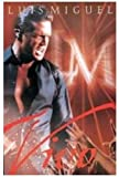 Luis Miguel - Vivo - movie DVD cover picture