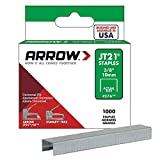 Arrow Fastener 276 JT21/T27 3/8 Staples (1,000-Pack)