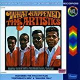Cubierta del álbum de What Happened