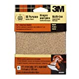 3M 9220NA Palm Sander Sandpaper Sheets