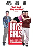 Boys and Girls - movie DVD cover picture
