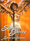 Shirley Bassey - Divas Are Forever - movie DVD cover picture