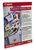 "Canon 1029A004 Photo Paper Pro for BJC-8200 (8.5""x11"", 15 Sheets )"