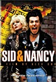 Sid & Nancy - movie DVD cover picture