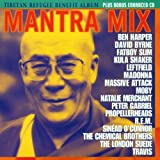 Cubierta del álbum de Mantra Mix: Tibetan Refugee Benefit Album (disc 1)