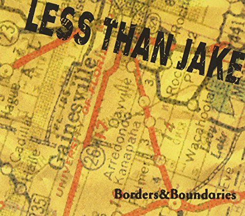 Less Than Jake - Borders & Boundaries - Zortam Music