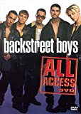 Backstreet Boys - All Access - movie DVD cover picture