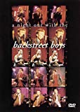 Backstreet Boys - A Night Out with the Backstreet Boys - movie DVD cover picture