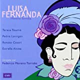 Capa do álbum Luisa Fernanda
