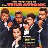 Pochette de l'album pour The Very Best of the Vibrations