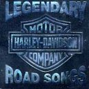 Pochette de l'album pour Legendary Harley-Davidson Road Songs