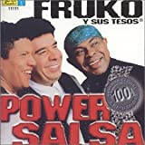 Pochette de l'album pour Power Salsa