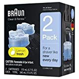 Braun Syncro Shaver System Clean & Charge Refills, Set of 2, CCR2.htm