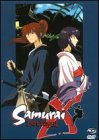 Samurai X - Betrayal (Rurouni Kenshin) - movie DVD cover picture