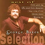 Pochette de l'album pour Best of George Baker Selection
