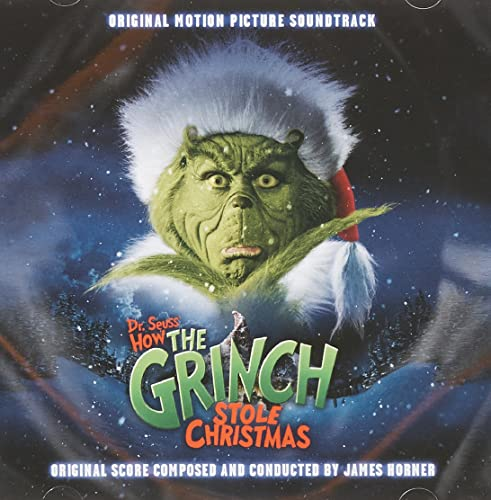 Dr. Seuss' How The Grinch Stole Christmas soundtrack