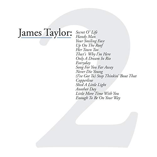 James Taylor - James Taylor - Greatest Hits, Vol. 2 - Zortam Music
