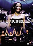 The Corrs - Live at the Royal Albert Hall - movie DVD cover picture