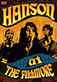 Hanson - At the Fillmore - movie DVD cover picture