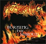 Capa do álbum Burning the Shroud