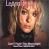 Can't Fight the Moonlight [Australia CD]