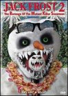Jack Frost 2: Revenge of the Mutant Killer Snowman - movie DVD cover picture