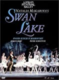 Tchaikovsky - Natalia Makarova's Swan Lake / Hart, Schaufuss, London Festival Ballet - movie DVD cover picture