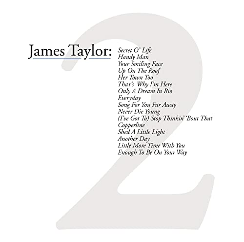 James Taylor - Greatest Hits Vol. 2 - Zortam Music