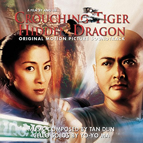 Crouching Tiger Hidden Dragon - score