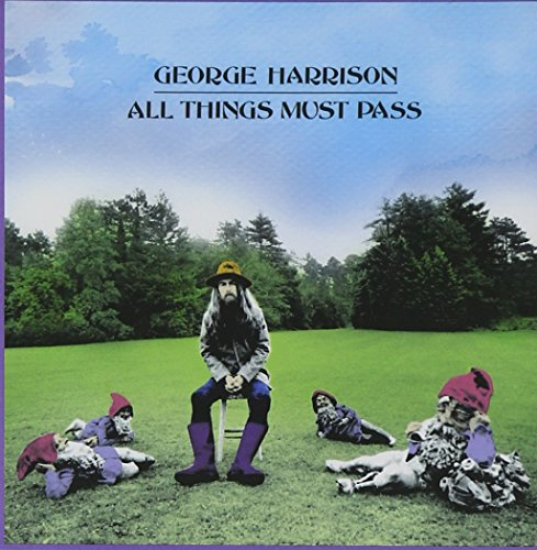 Original album cover of All Things Must Pass  by George Harrison